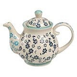 Teapot blue jasmin - Doris and Jeannie