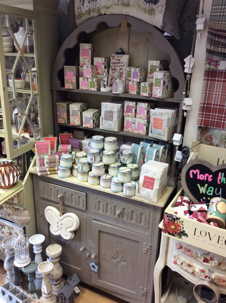 French Linen Charm Dresser - Doris and Jeannie