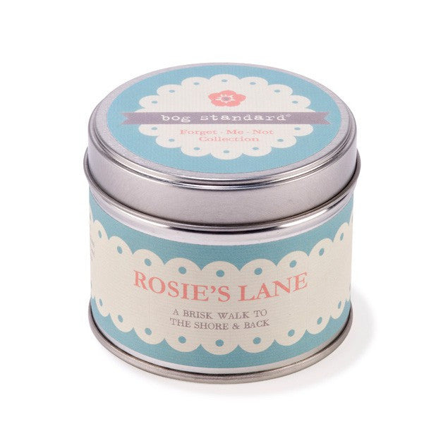 ROSIE'S LANE CANDLE TIN - Doris and Jeannie