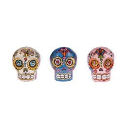 Skull drawer knob assorted - Doris and Jeannie