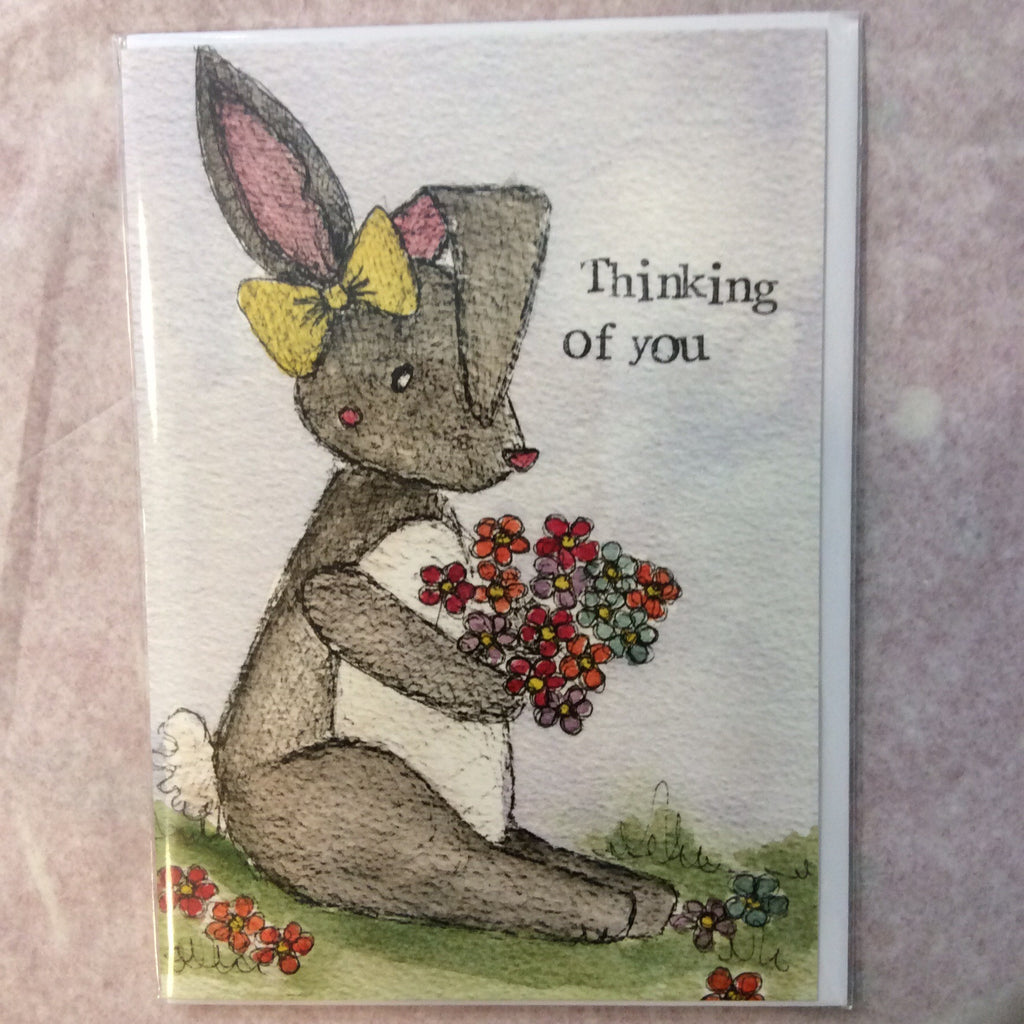 Greeting card - Doris and Jeannie
