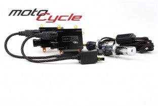Morimoto Motorcycle Seperate High/Low Elite System - American Retrofits