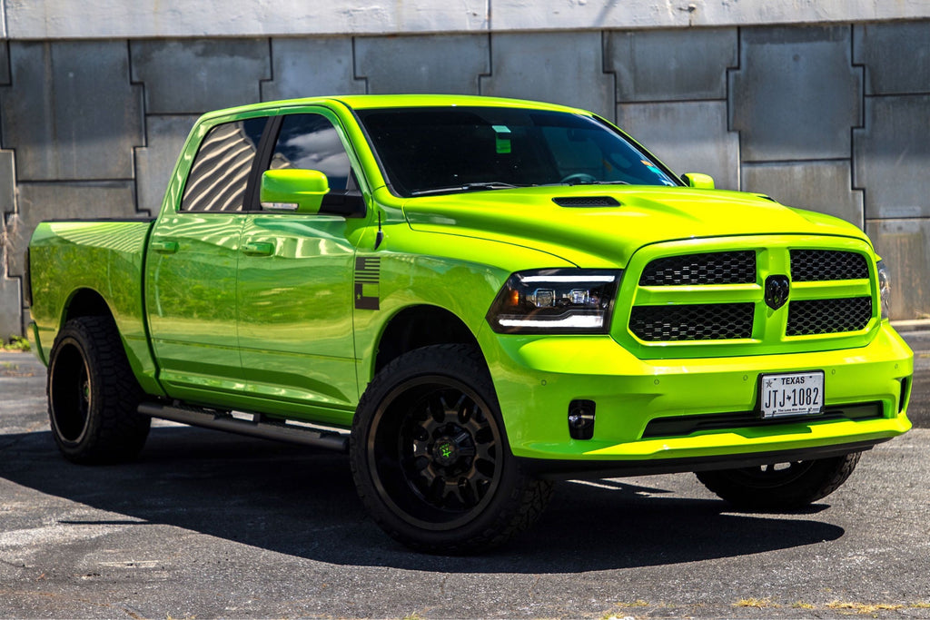 Dodge Ram (09-18): XB LED Headlights - American Retrofits