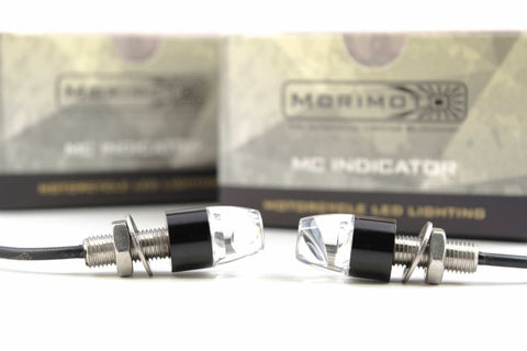 Morimoto MC: Pindicators - American Retrofits