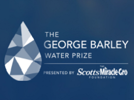 The Water Cleanser featured as part of the George Barley Water Prize!
