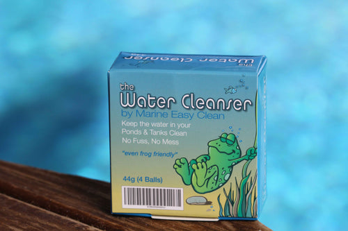 The Water Cleanser Aquarium balls - for healthy, clean, and algae-free water - package of 4