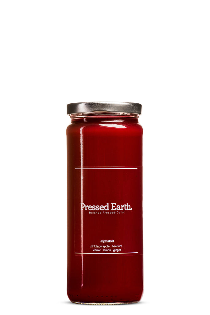 Pressed Earth Juices