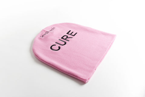 CURE Cancer one Beanie at a time