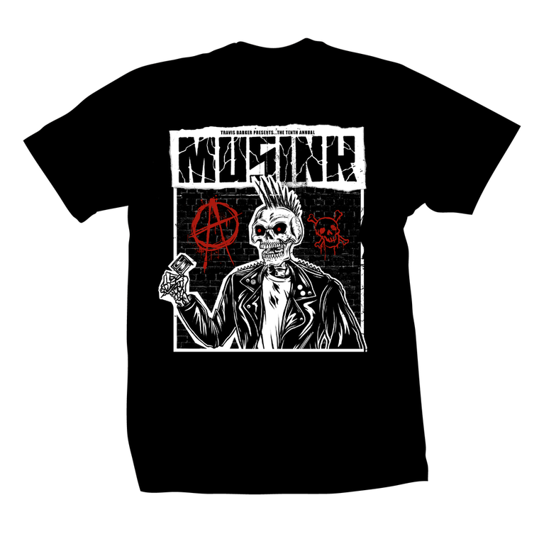 Skelly Inker Tee
