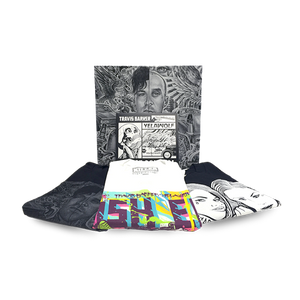 Out of Control / Psycho White Vinyl Bundle