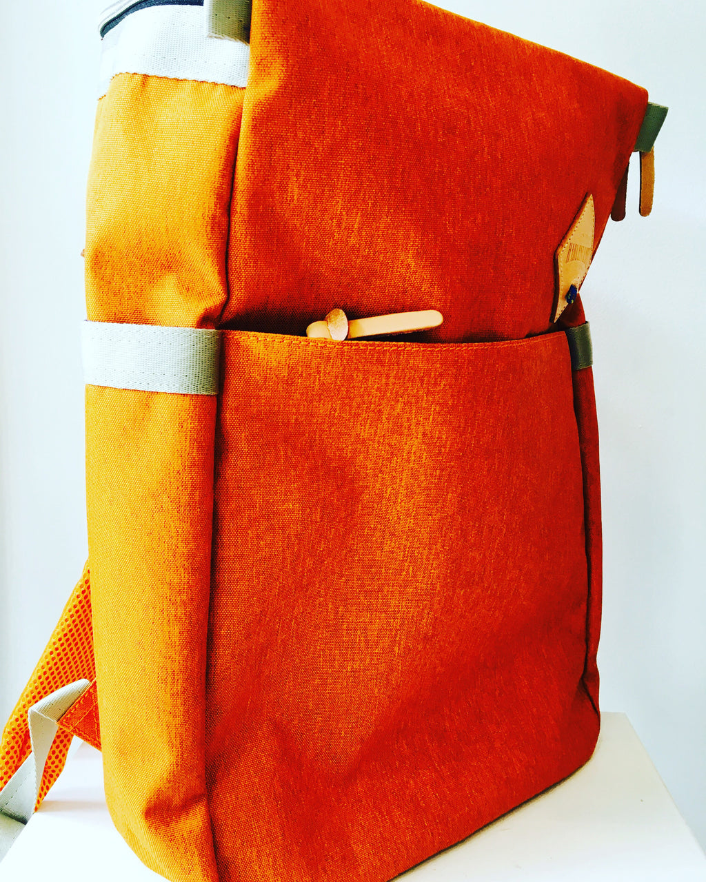 Backpack: Orange