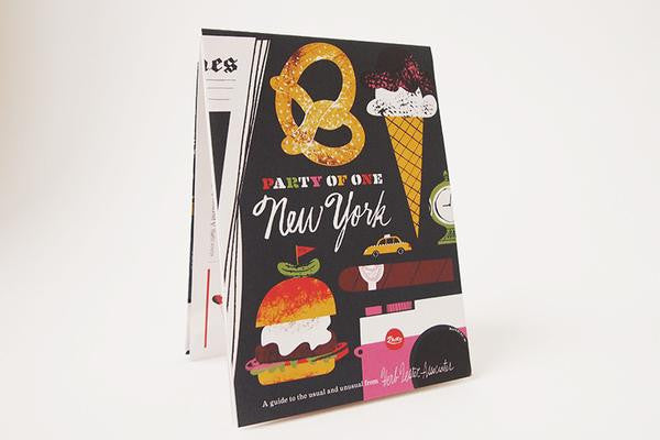 New York guide: Party of One New York