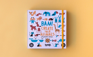 Bam! Create Your Own Animals