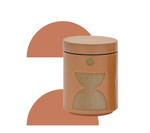 Lotti Lidded Candle in Wild Fig & Vetiver