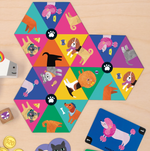 Mix The Mutts! Board Game