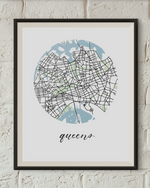 Queens Posters on Paper