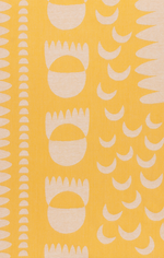 Tea Towel / Dish Towel: Mellow Yellow