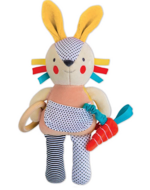 Busy Bunny Activity Toy