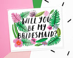 Card: Bridesmaid