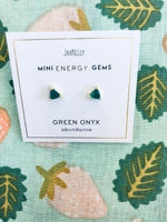 Green Onyx Mini Energy Gems