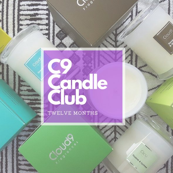 C9 Candle Club Lover - 12 Months