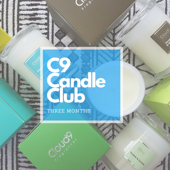 C9 Candle Club Fan - 3 Months