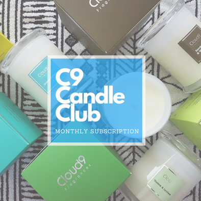 C9 Candle Club Fan - Monthly