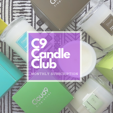 C9 Candle Club Lover - Monthly