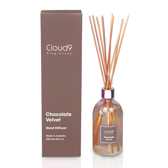 Chocolate Velvet Reed Diffuser
