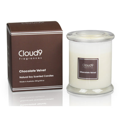 Chocolate Velvet Scented Candle