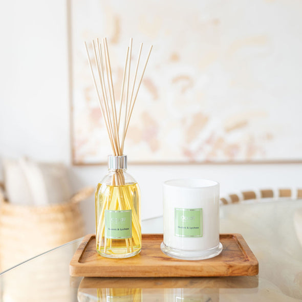 Coconut Lime Cocktail Reed Diffuser