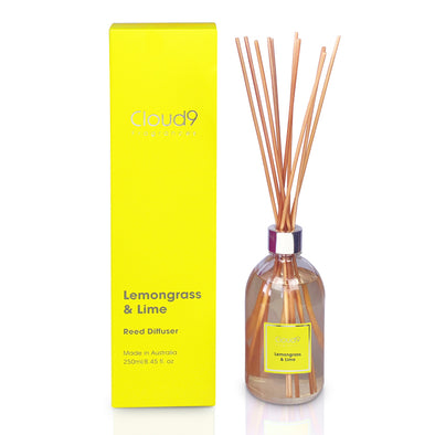Lemongrass & Lime Reed Diffuser