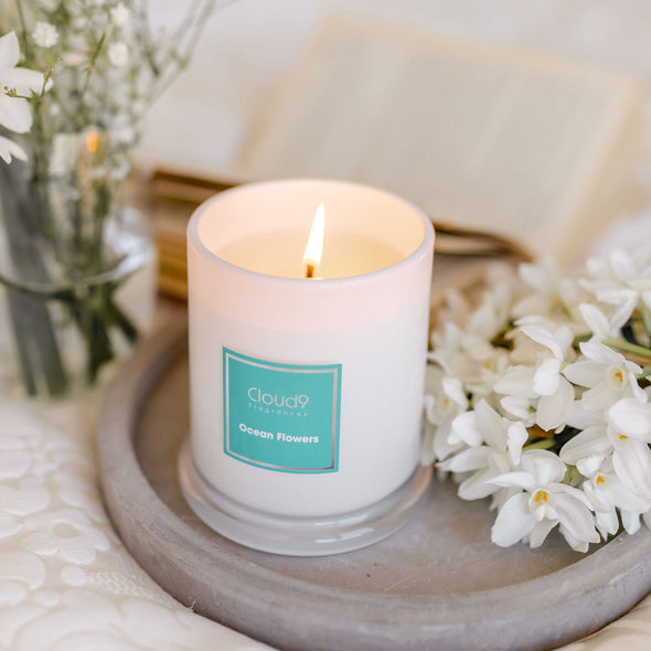 Gingerlily & Tulip Scented Candle