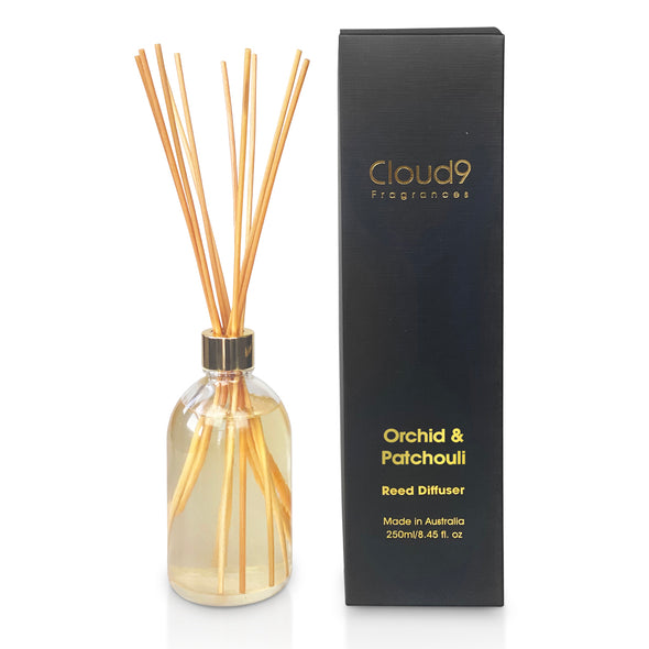 Orchid & Patchouli Reed Diffuser