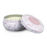 Tuberose & Lilies Decorative Scented Candle Tin