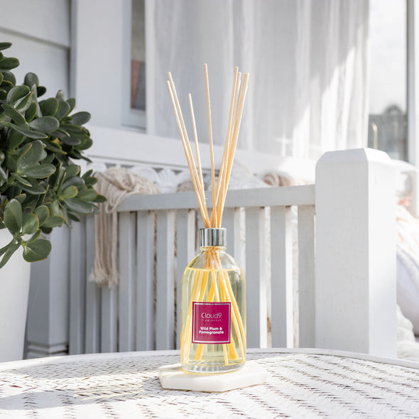 Wild Plum & Pomegranate Reed Diffuser