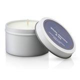 White Jasmine & Iris Scented Candle Tin