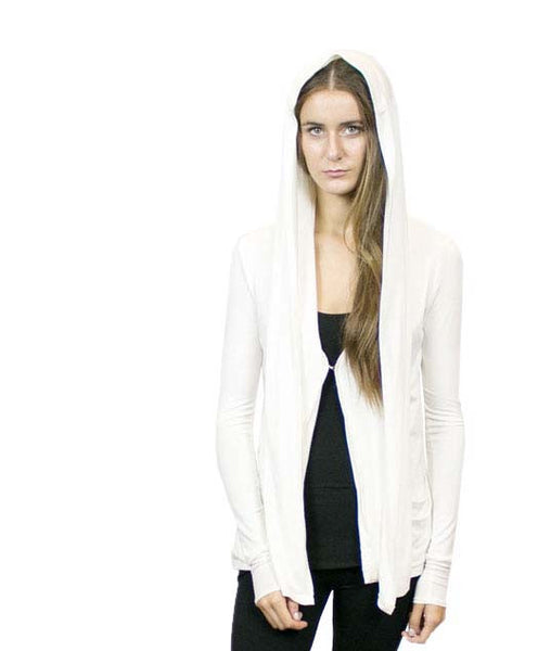 CA11 Hoodie/Cardigan,Sustainable. Made in the USA