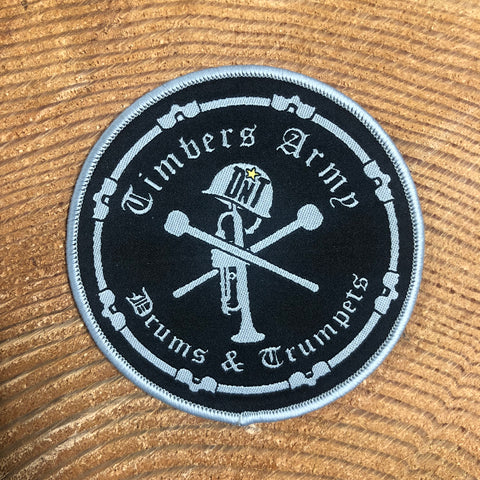 Drums & Trumpets Patch