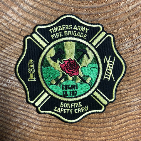 Fire Brigade (Stairclimb) Patch