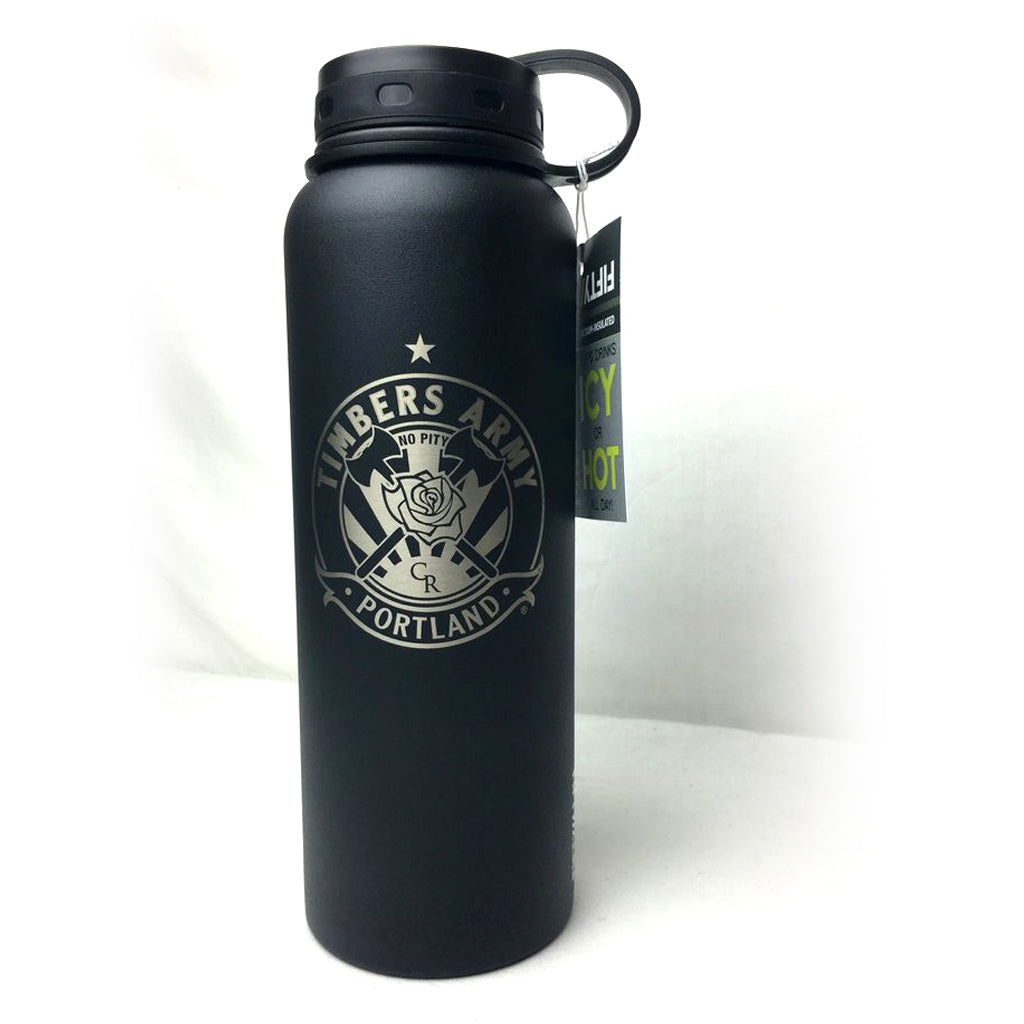 40 oz Insulated Stainless Steel Bottle