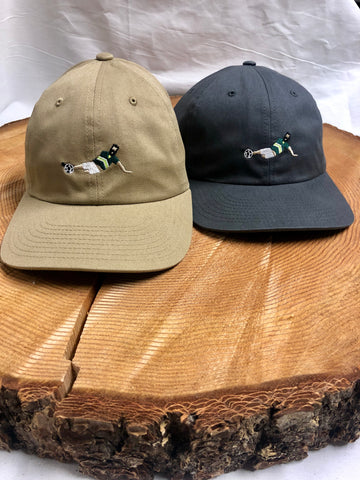 27 Seconds Embroidered Hat