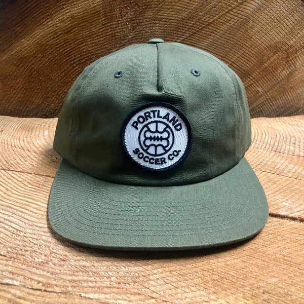 Portland Soccer Co Hat