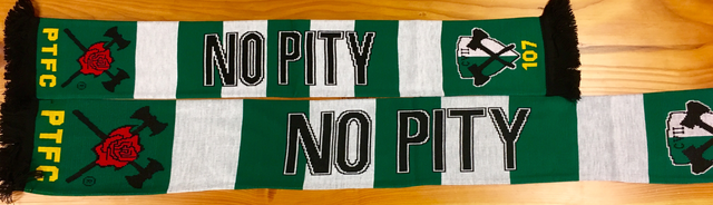 No Pity Kid's Scarf