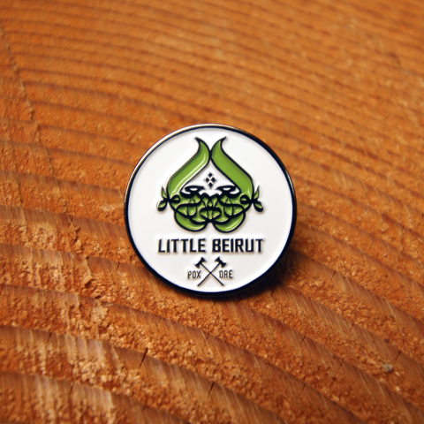 Little Beirut Pin