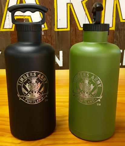 64 oz Insulated Stainless Steel Growler