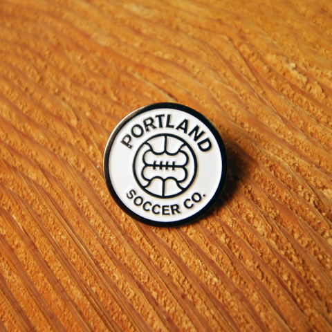 Portland Soccer Co Pin