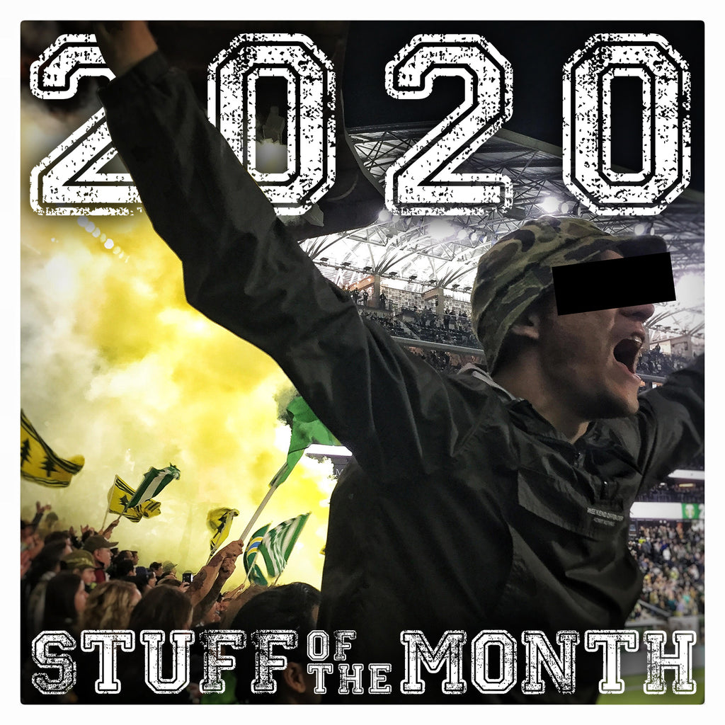 2020 Stuff of the Month Subscription