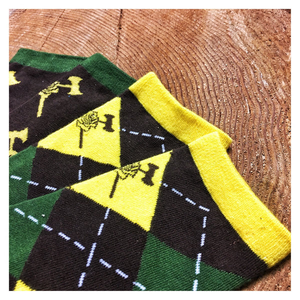 Timbers Army Socks