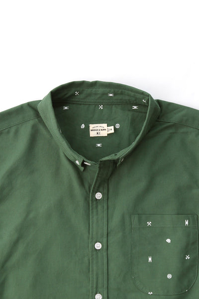"Bridge & Burn ""Fulton"" Men's Long Sleeve Shirt"